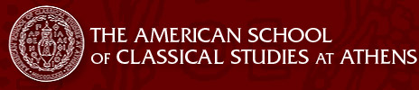 The American School of Classical Studies at Athens