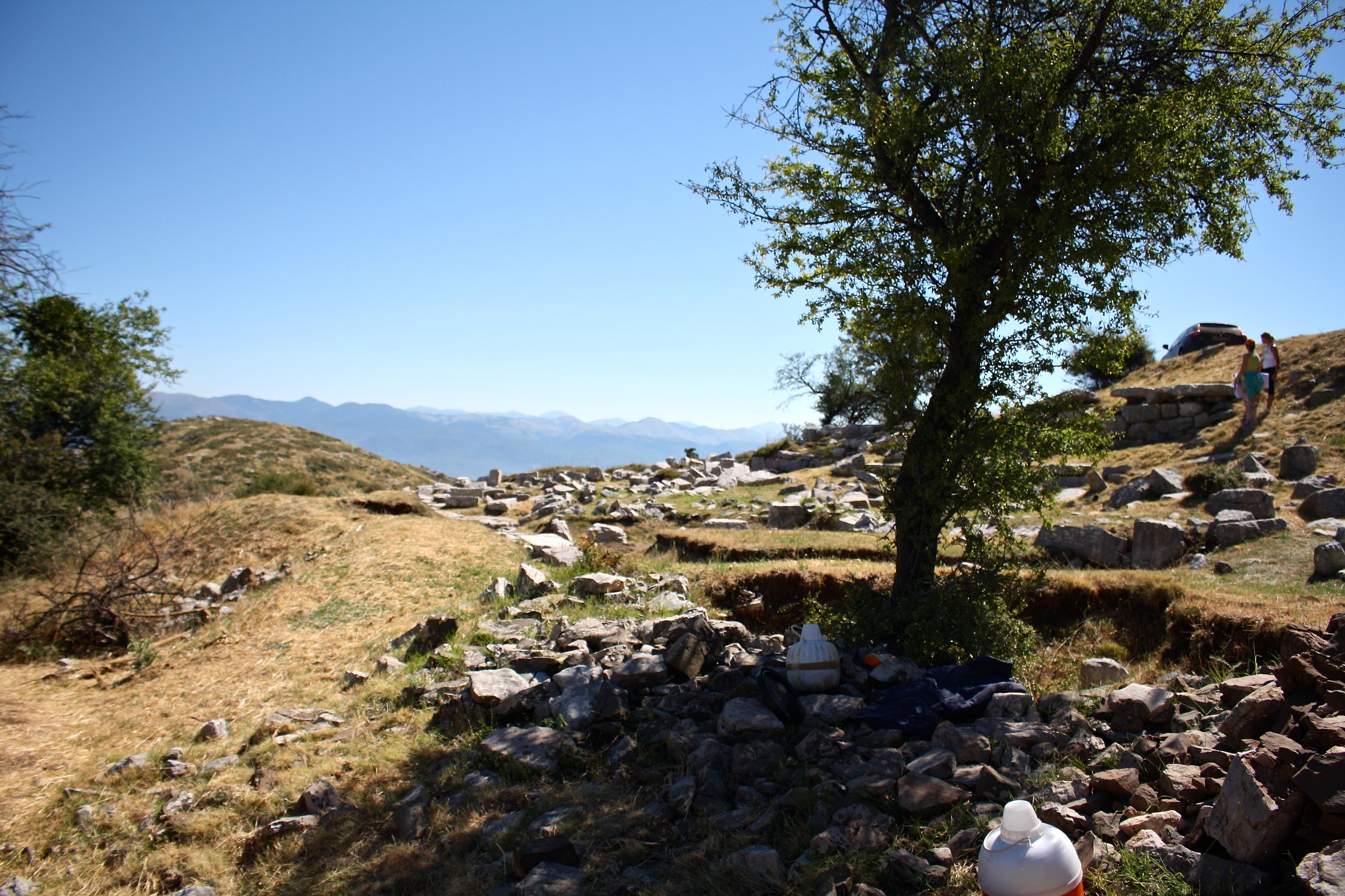 Mt. Lykaoin