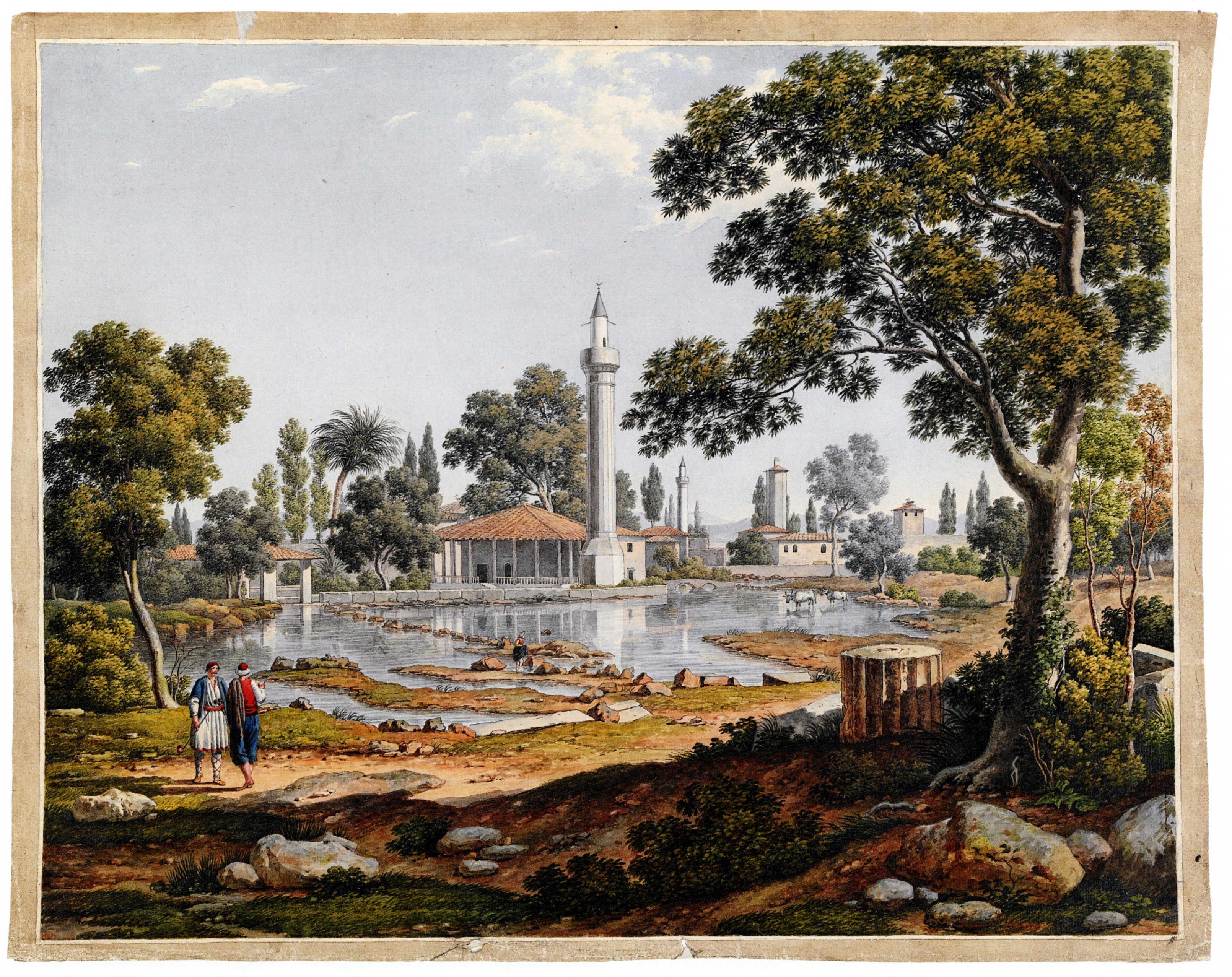 image a painting